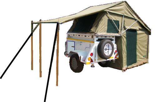 Offroad tent with awning only (EXCLUDES THE TRAILER) - R 22 792.00  sc 1 st  Venter Trailers & 4x4 tent Trailer accessories for sale - Venter 4x4 tent Trailer ...