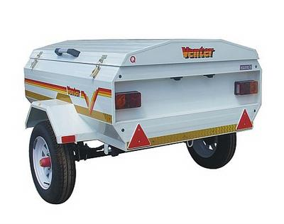 Extension for Elite 5 Trailer accessories for sale Venter