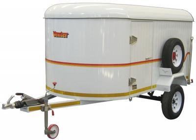 Traveller 3/4 ton SLK (braked)
