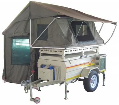Trailer For Trailer Top Tent