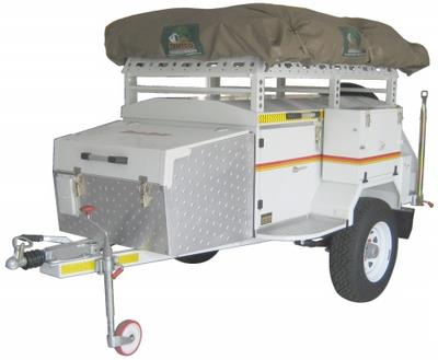 Bushbaby Braked Fitted With All Optional Equipment