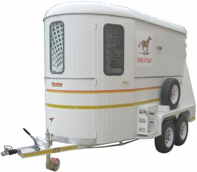 Two Berth Horse Box
