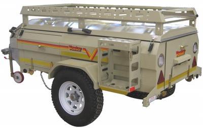 Savuti XL Offroad 4x4 trailer